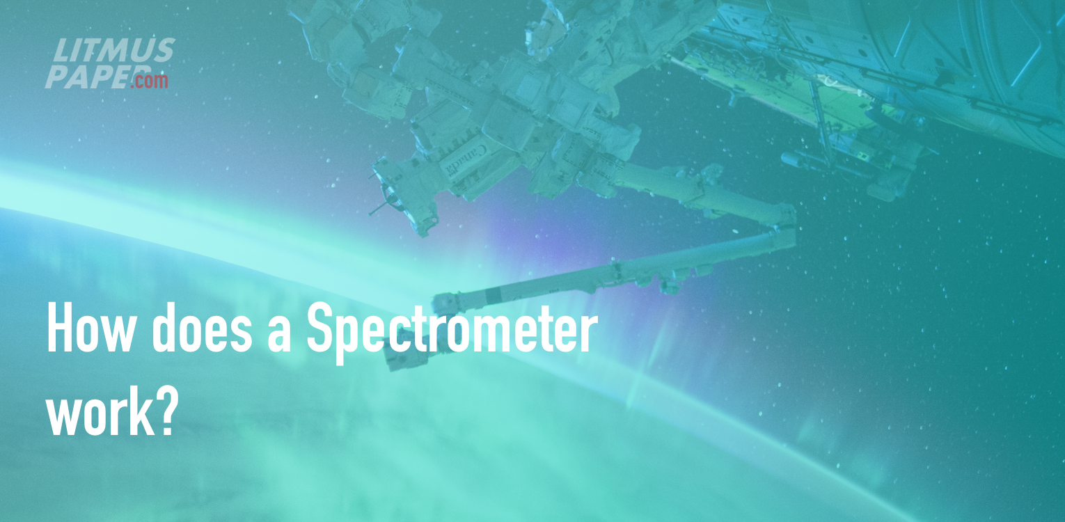 how a spectrometer works