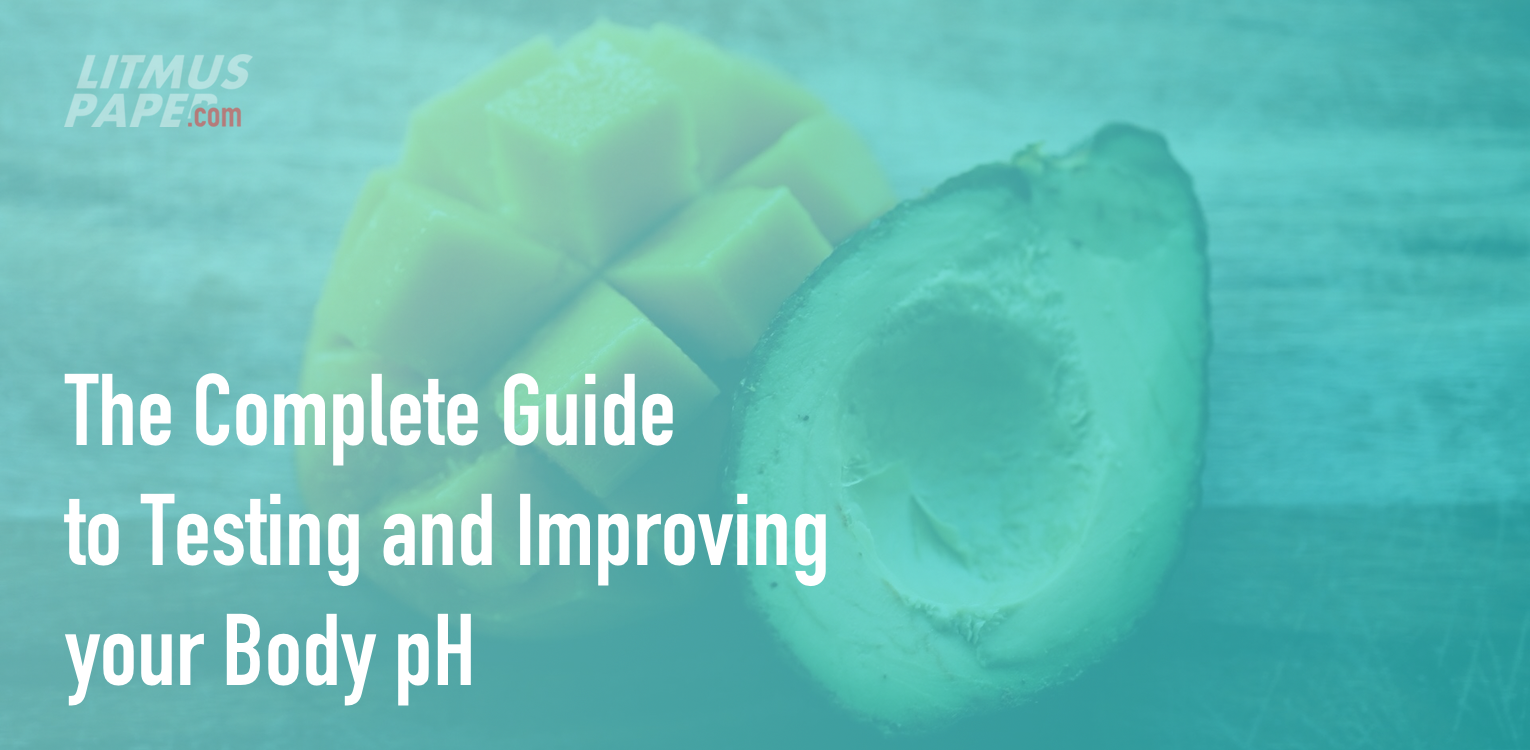 the complete guide to testing and improving your body ph