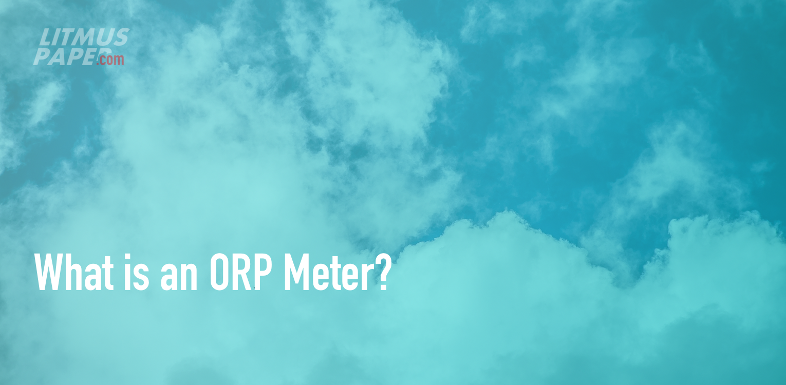 what is an orp meter