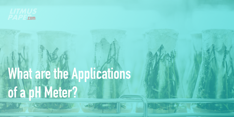 What are the Applications of a pH Meter?
