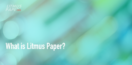 What is Litmus Paper?